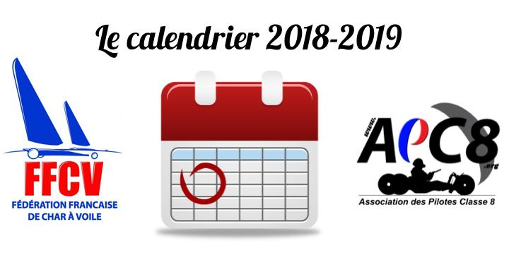 Calendrier Des Courses 2019.Le Calendrier Des Courses De Classe 8 2018 2019 Apc8