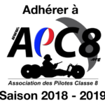 ADHÉSION APC8 2018-2019