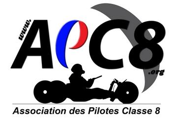 Logo APC8 - Association des pilotes de classe 8